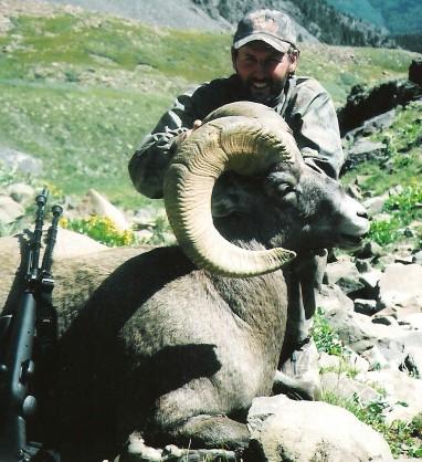 Big Horn Sheep Governor's Tag 2004