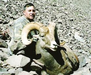 Big Horn Sheep 2003