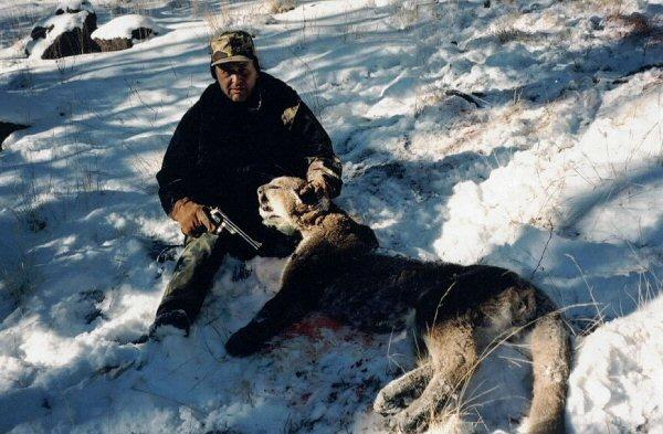 Mountain Lion 2003
