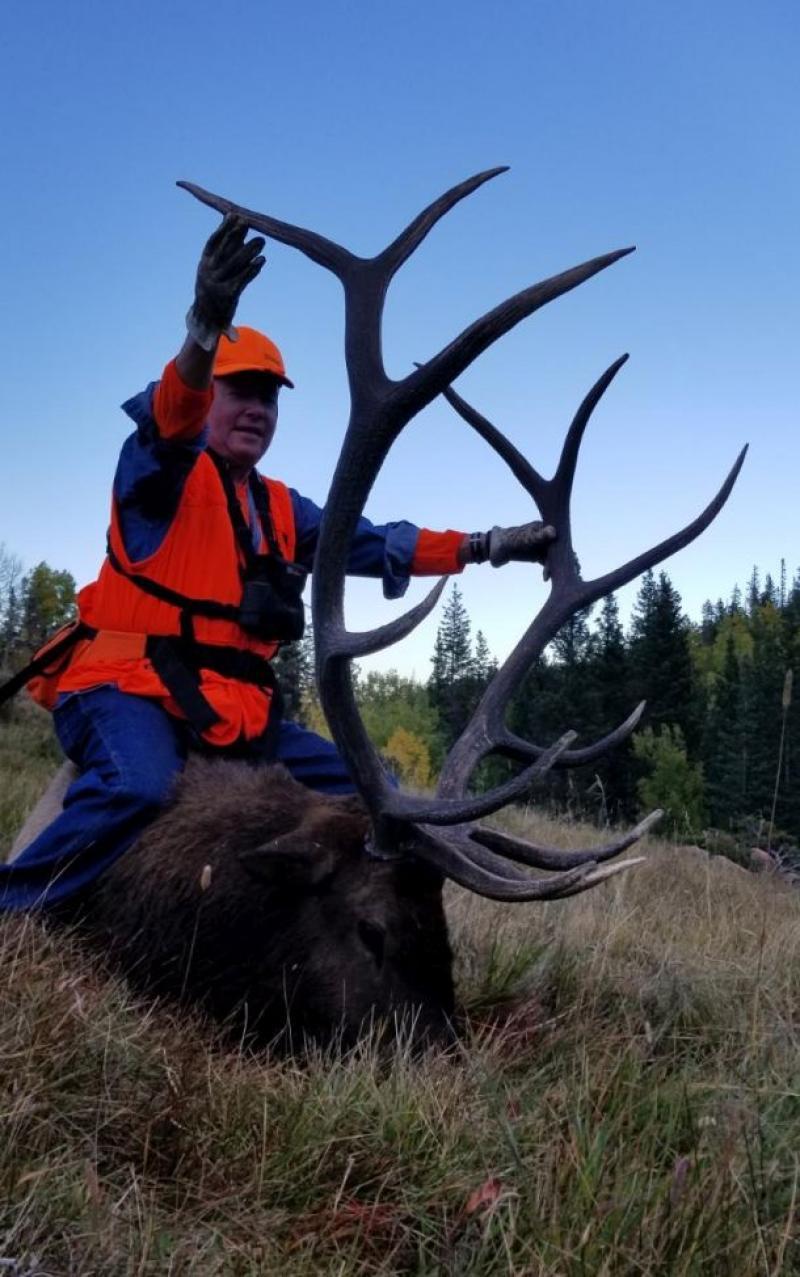 Glen W. 2019 Rocky Mtn. Elk Foundation Winner