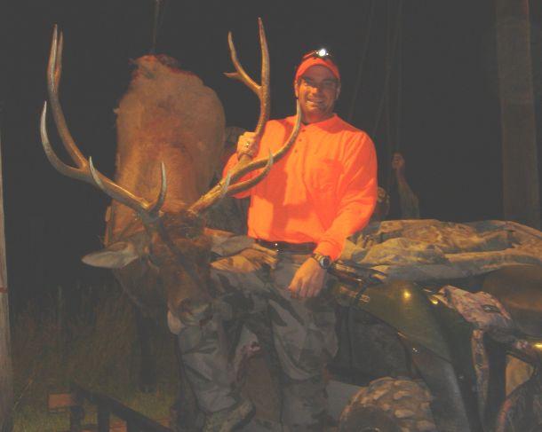 Travis G elk 2007